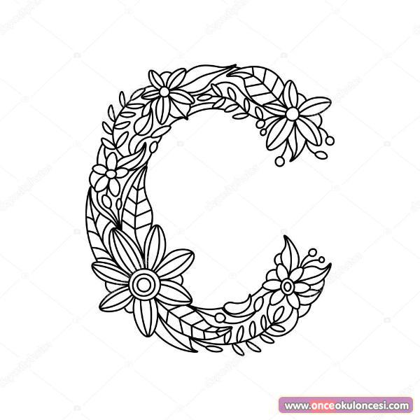 Harf Mandala