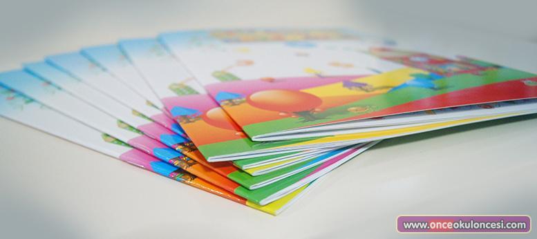 çıtır çıtır Matematik Seti 7 Kitap Okul öncesi Destek
