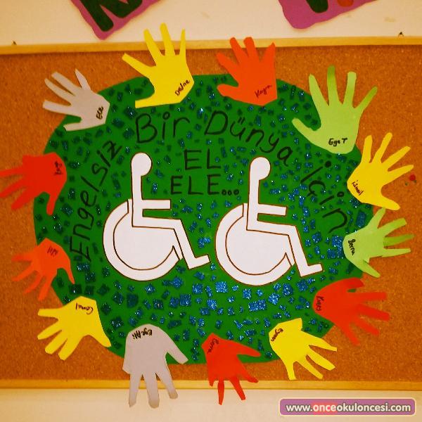 Engelliler Haftası Etkinlikleri